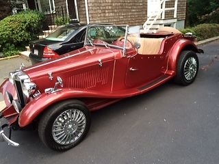 1953 MG TD Replica Kit Car for sale