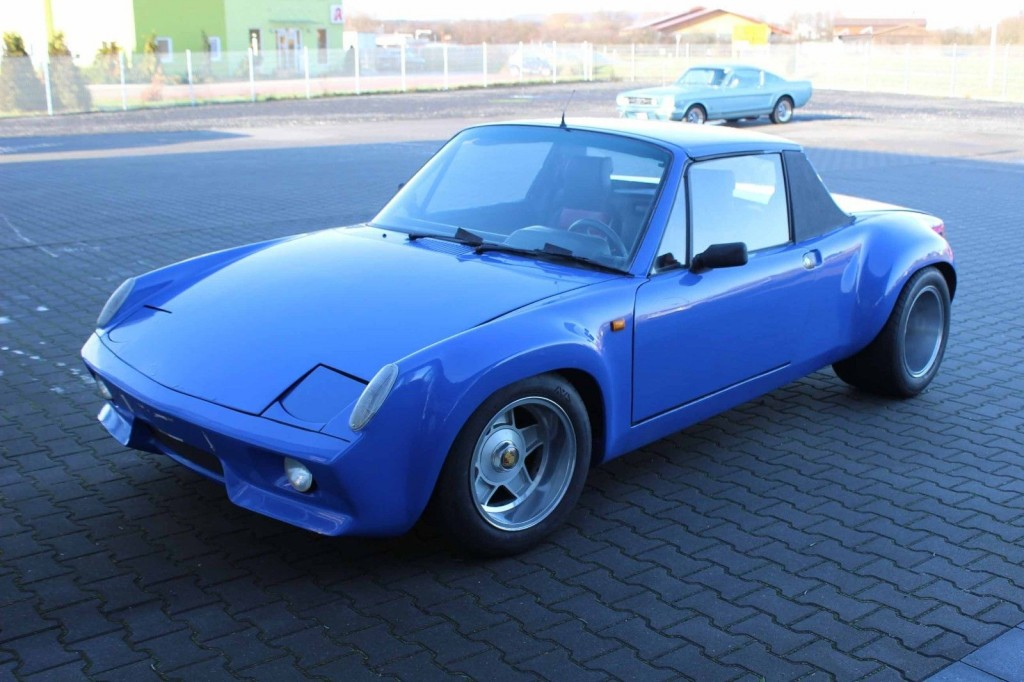 1972 Porsche 914 6 Replica Kerscher Breitbau For Sale