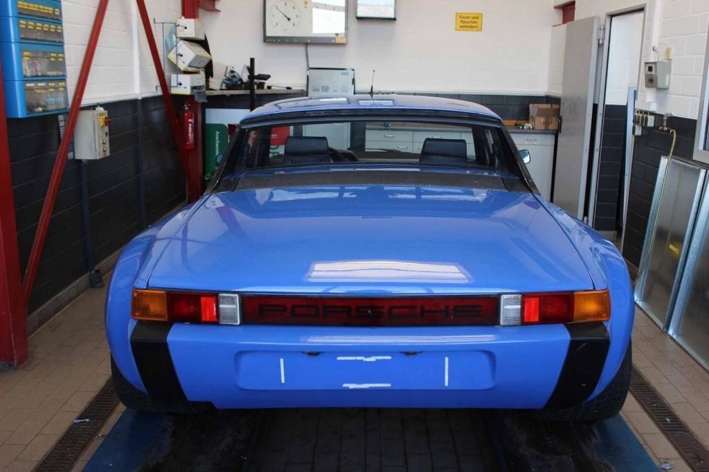 1972 Porsche 914 6 Replica Kerscher Breitbau For Sale