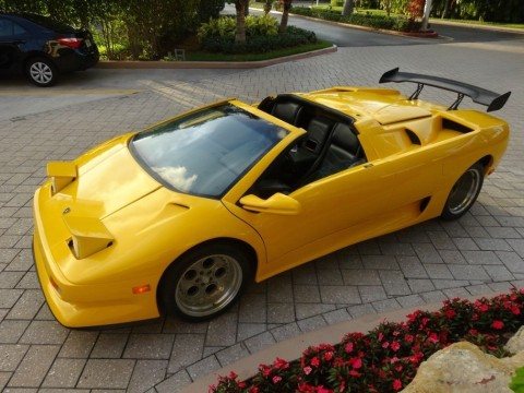 1986 Wide body Lamborghini Diablo Roadstear Replica for sale