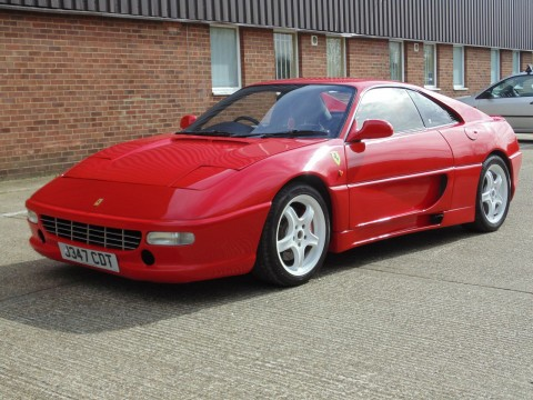 1992 Toyota MR2 2.0 Turbo Ferrari 355 replica for sale