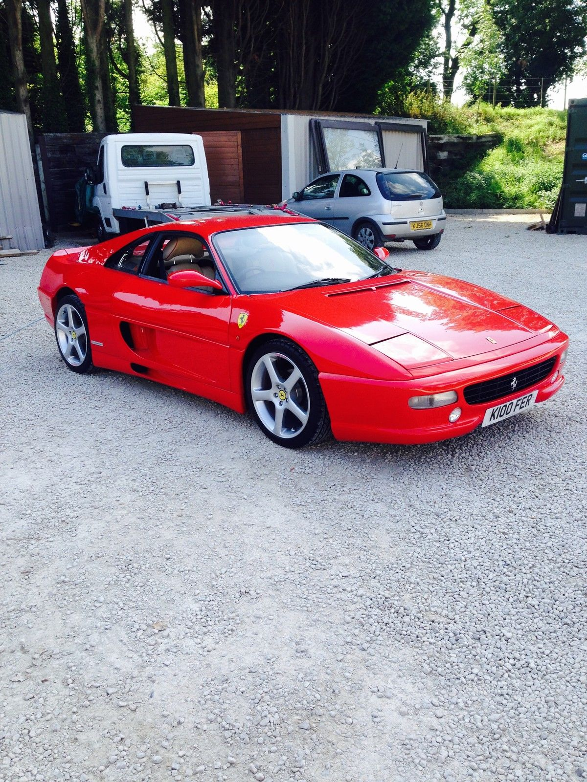 Ferrari Testarossa For Sale Cheap >> 1997 Ferrari F355 Replica / Toyota MR2 for sale