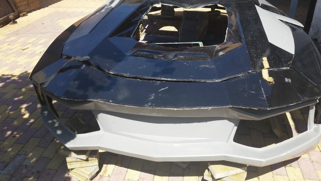 2015 Lamborghini Aventador Replica For Sale
