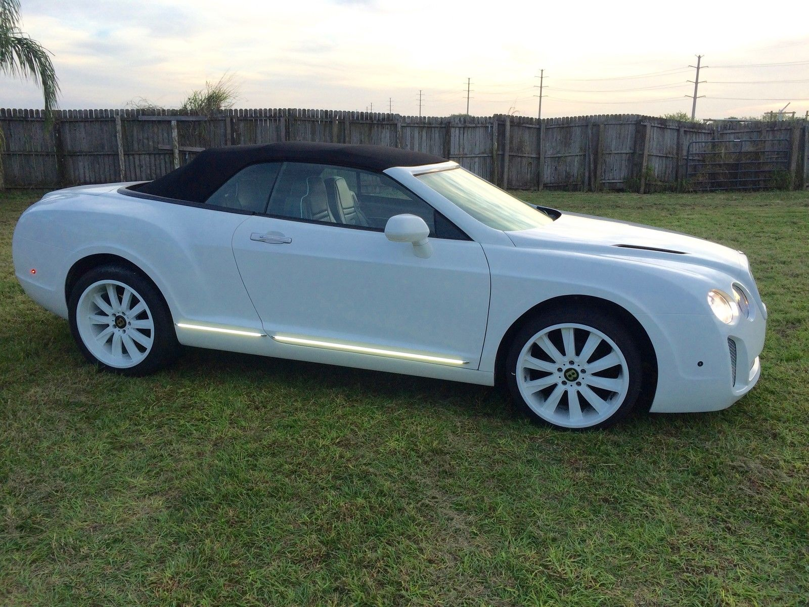 Fake Bentley For Sale