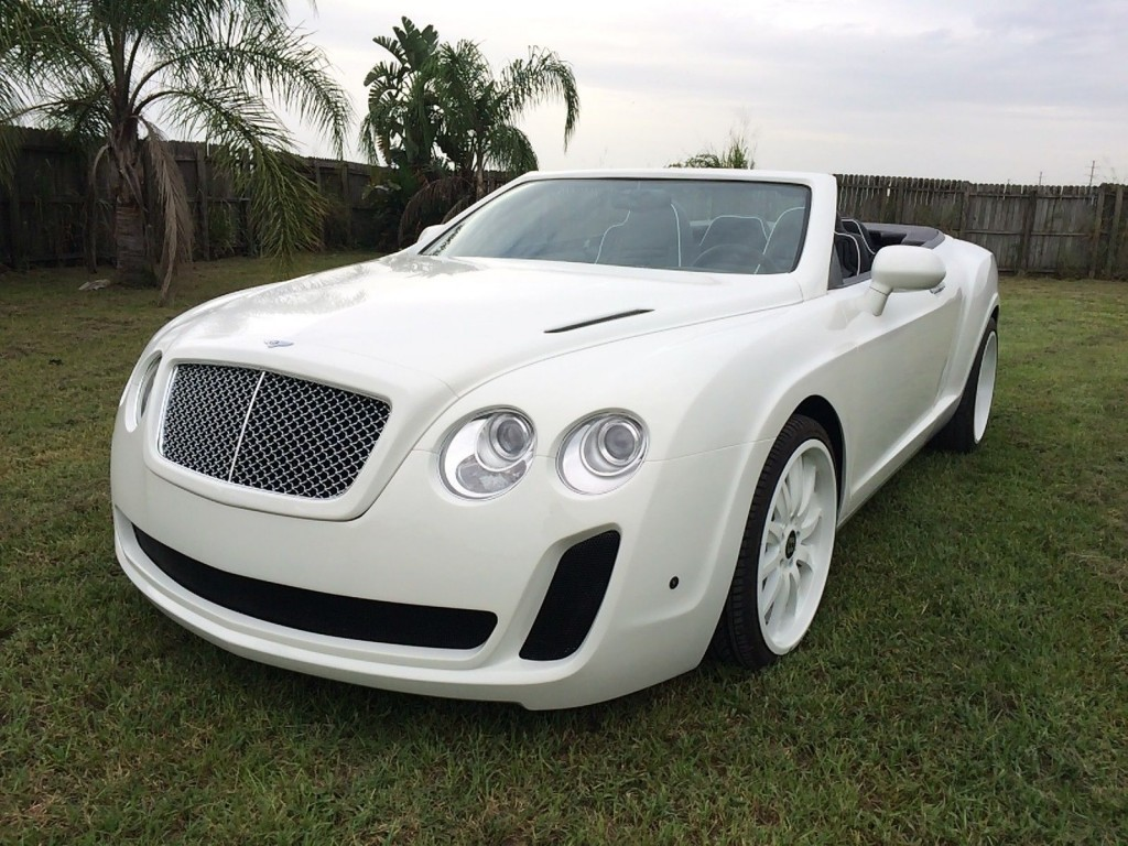 Bentley Gt Car Cover