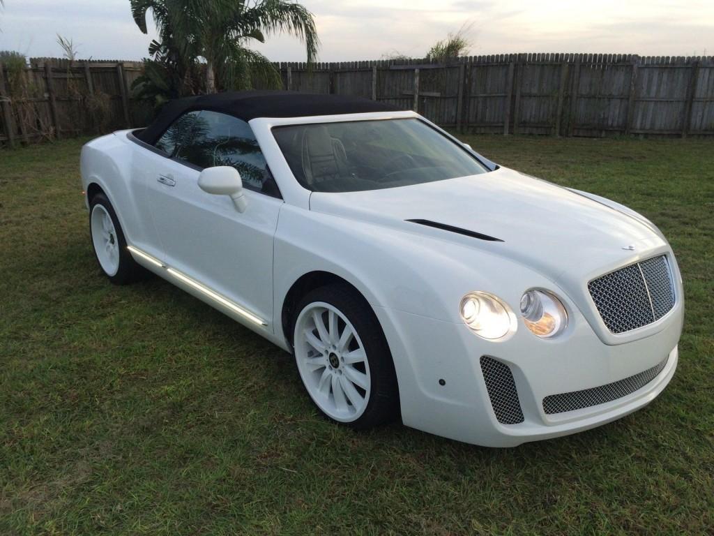 Bentley Car Replica For Sale Ebay