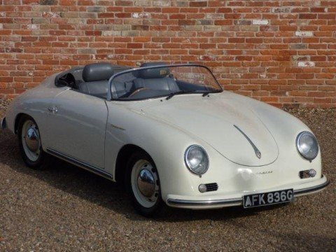 Chesil Speedster 1.6 Porsche 356 Replica for sale