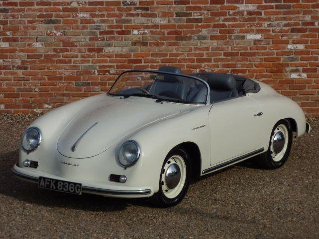 chesil speedster 1 6 porsche 356 replica for sale. Black Bedroom Furniture Sets. Home Design Ideas