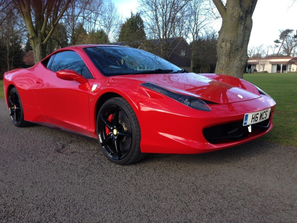 ferrari 458 italia replica by dna for sale. Black Bedroom Furniture Sets. Home Design Ideas
