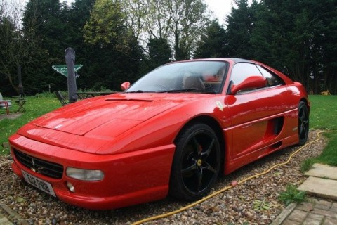Ferrari F355 GTS Replica for sale