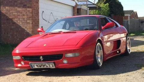 Ferrari F355 Replica – Toyota MR2 for sale