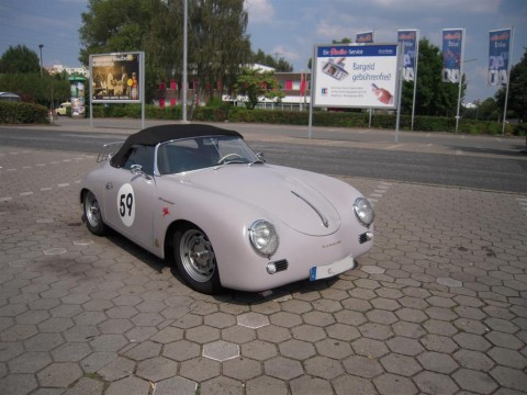 Intermeccanica Roadster ( Porsche 356 Convertible D Replica ) for sale