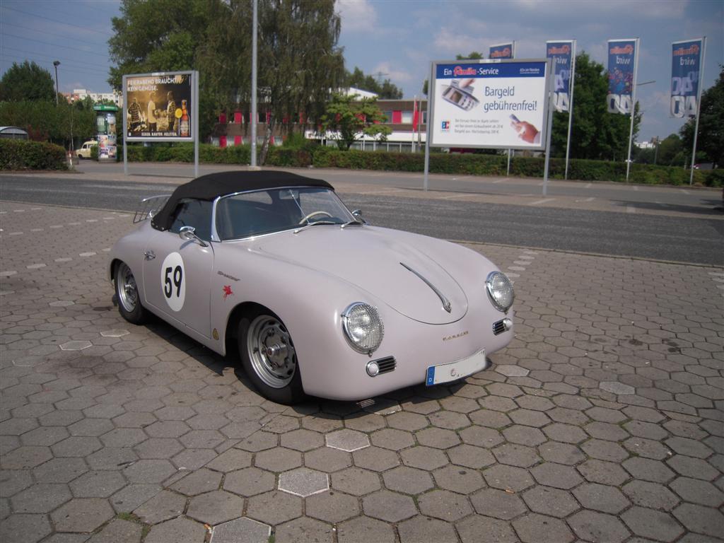 Intermeccanica Roadster Porsche 356 Convertible D