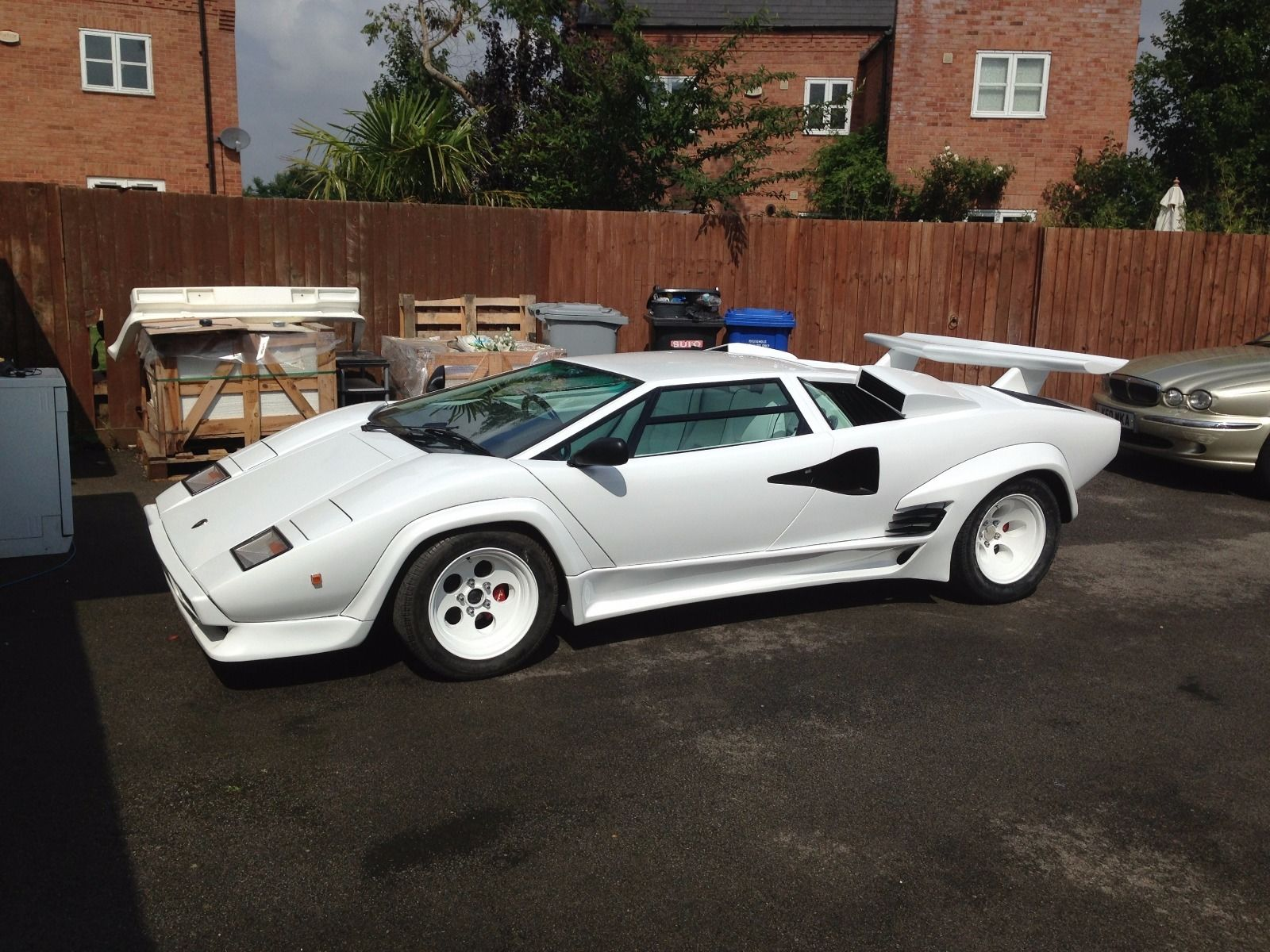 Lamborghini Countach 5000qv Replica For Sale
