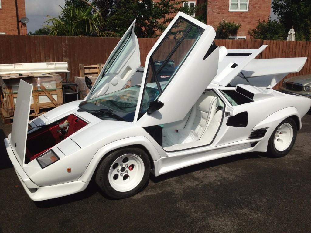 Countach Replica For Sale >> Lamborghini Countach 5000qv Replica for sale