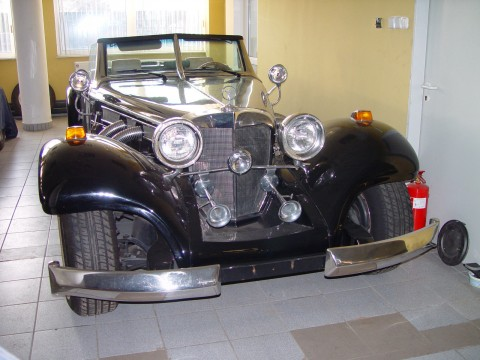 Mercedes Benz 500K Replica for sale