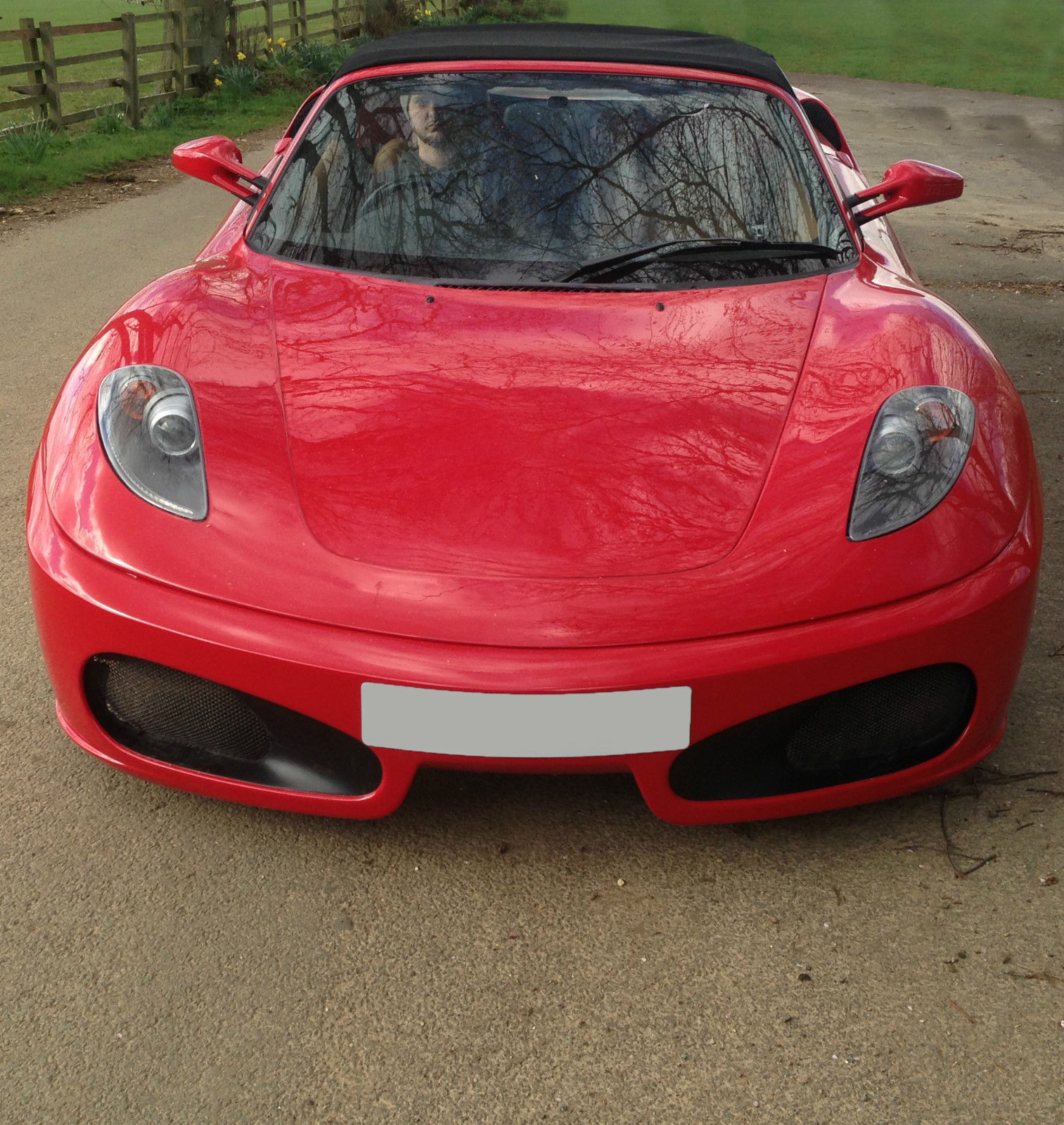 Ferrari Kit Car Mr2 Toyota Mk2 Bodykit Gta Gtb Available With Kits