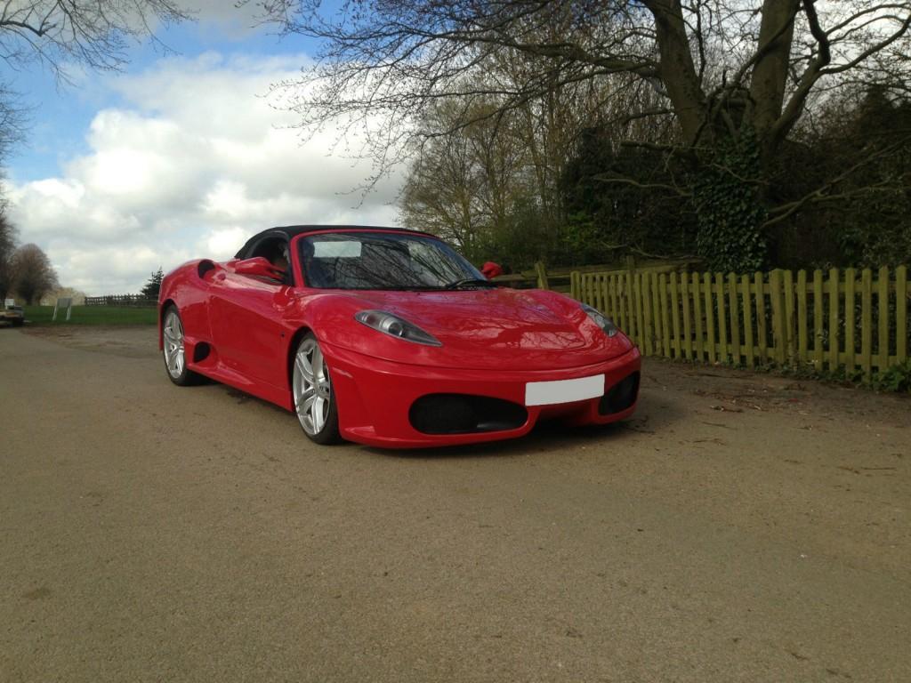 Toyota Mr2 Ferrari F430 Replica For Sale