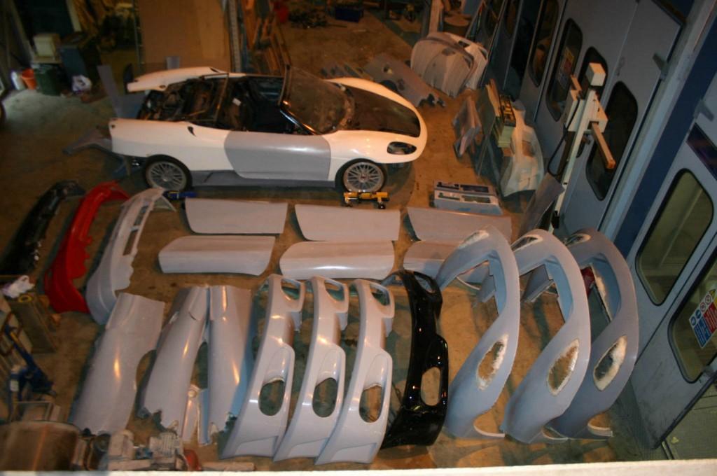 Toyota Mr2 Ferrari Replica For Sale.Toyota MR2 Ferrari F430 ...