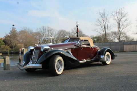 1936 Auburn Boattail Speedster Replica Ford Powered for sale