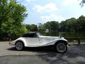 1936 Mercedes Replica Convertible 302 V8 Marlene 540K Classic Antique 500K for sale