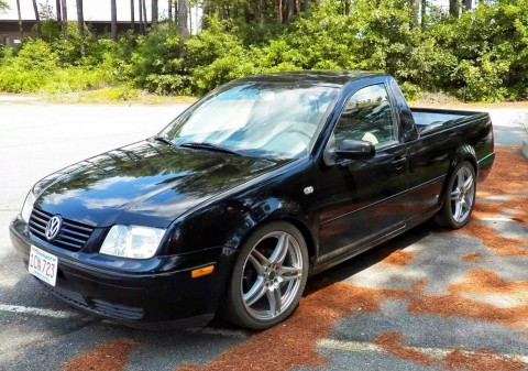 2000 Volkswagen Smyth Truck Conversion Jetta GLI VR6 Turbo 12v 300+hp for sale