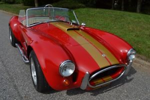 Replica of a 1964 Shelby Cobra Built in 1988 for sale