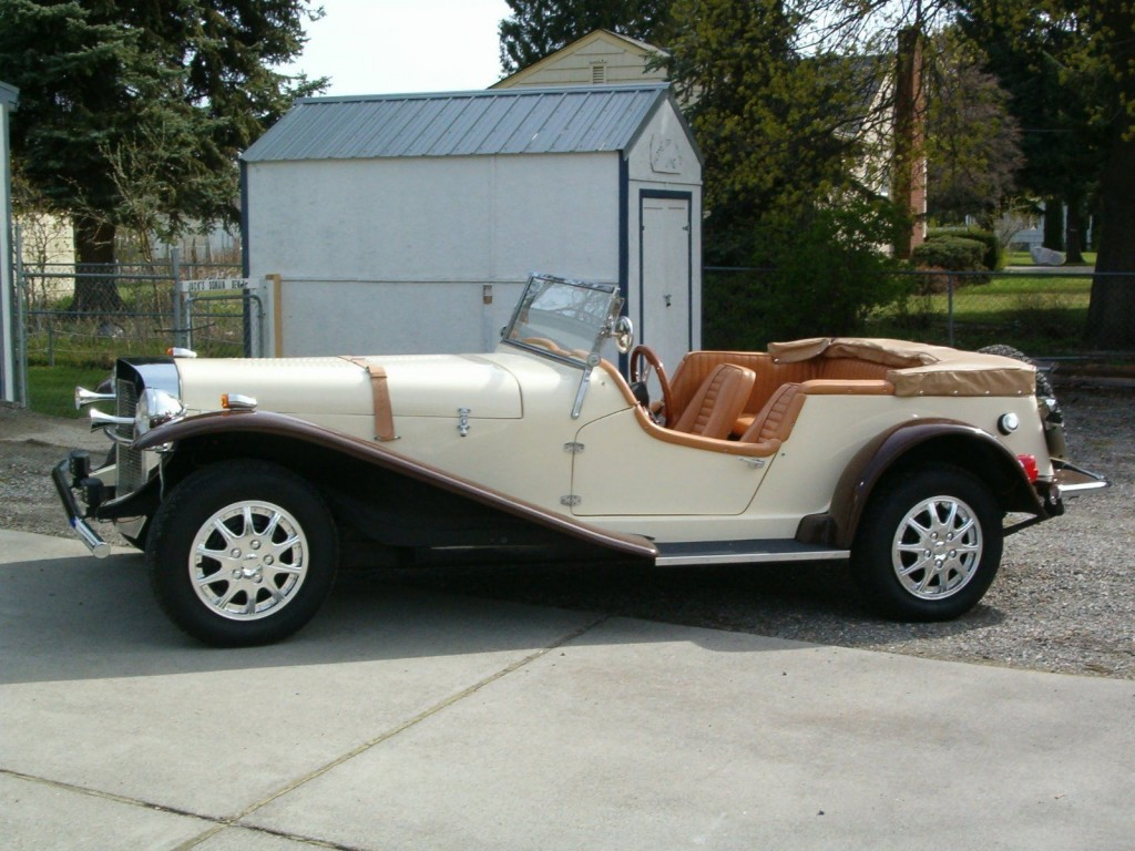 1928 Mercedes Benz Gazelle Kit Car For Sale