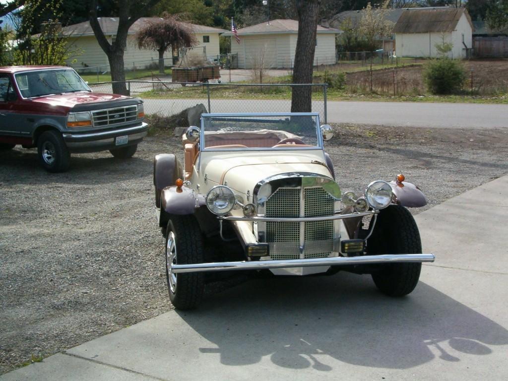 1928 Mercedes Benz Gazelle Kit Car For Sale