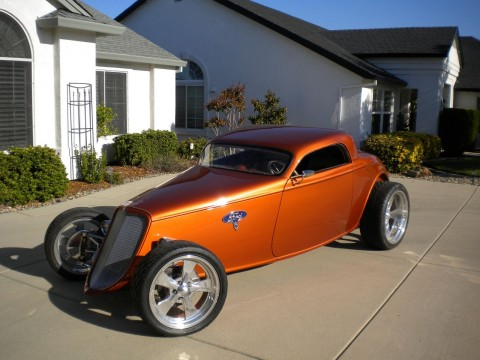 1933 Ford Speedstar Coupe Hot Rod for sale