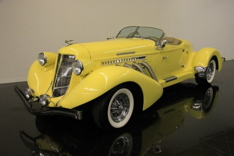 1936 Auburn Speedster Recreation Built in 2004 for sale