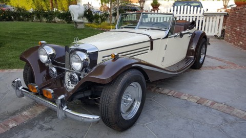 1937 Mercedes Benz Marlene kit car for sale