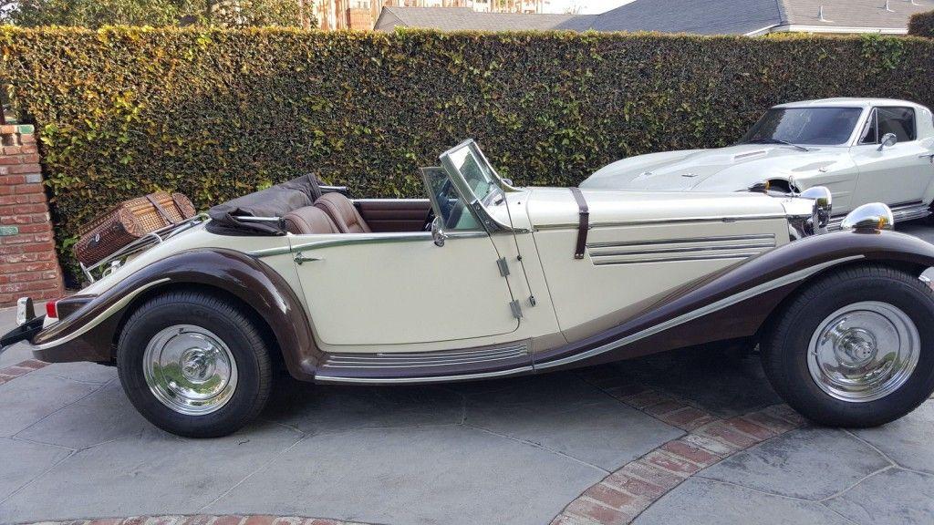 1937 mercedes benz marlene kit car for sale for Mercedes benz cars for sale