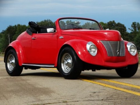 1940 Ford Deluxe Converible VW 1600cc Restomod Conversion Kit for sale