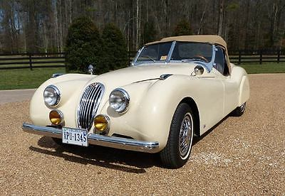 1954 Jaguar XK120G Roadster Replica for sale