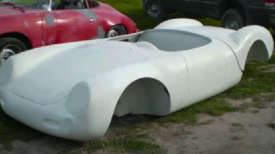1955 Porsche 550 Spyder Replica For Sale