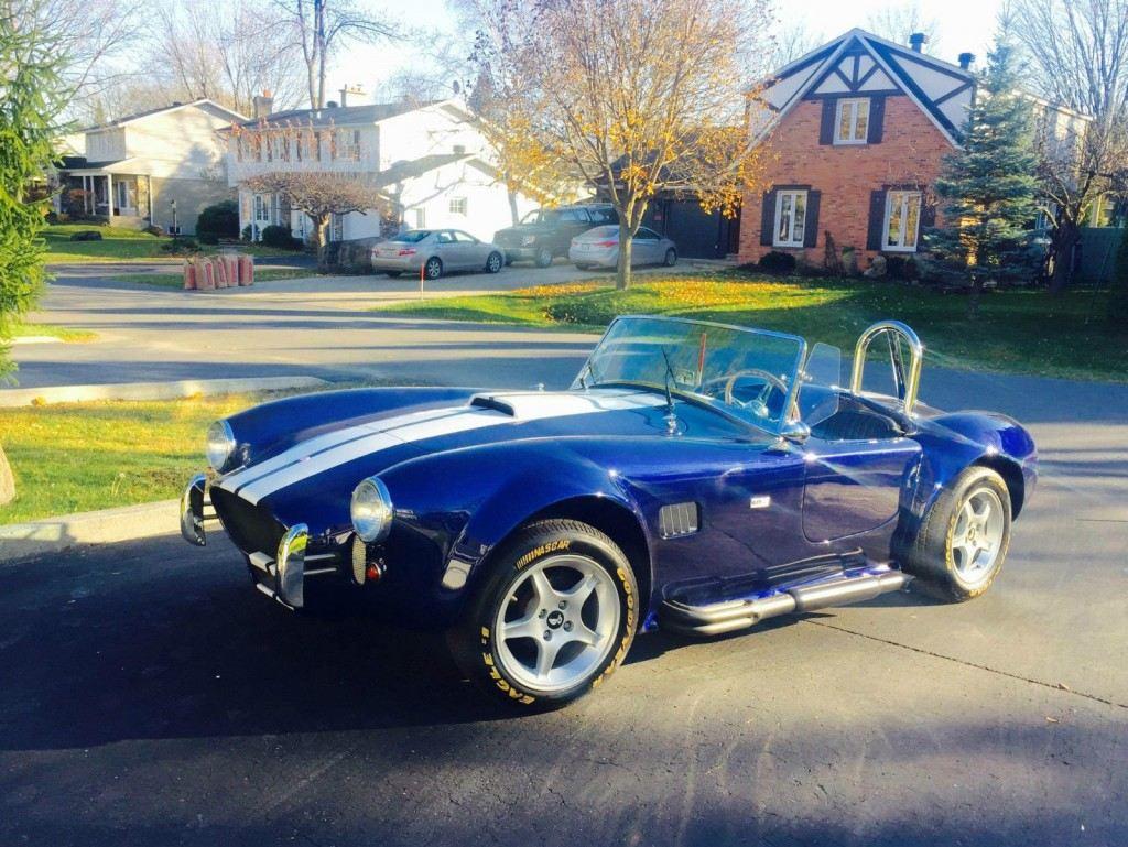 Shelby Cobra Kit Car For Sale