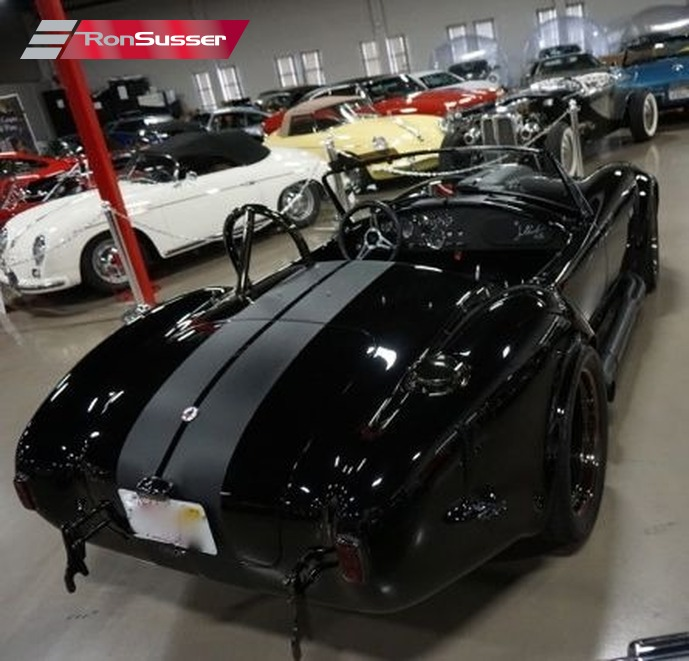 1965 Superformance Mkiii R Roush Edition Cobra Signed By
