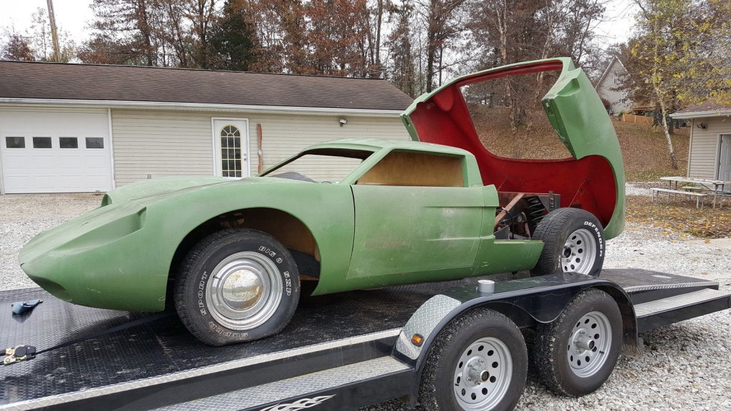 1966 Gt 40 Kit Fiberfab Car For Sale
