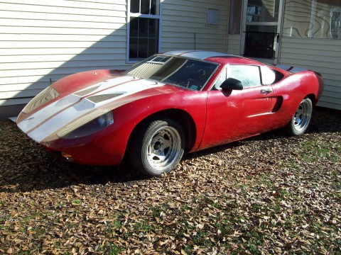 1968 Avenger Gt 12 Fiberfab Replica Corvair 140 hp Engine for sale