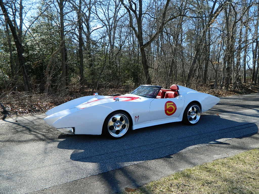 1980 Mach 5 Speed Racer Replica Corvette Based For Sale