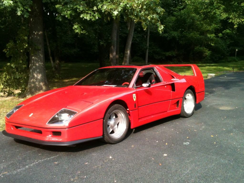 1987 Ferrari F40 Replica For Sale