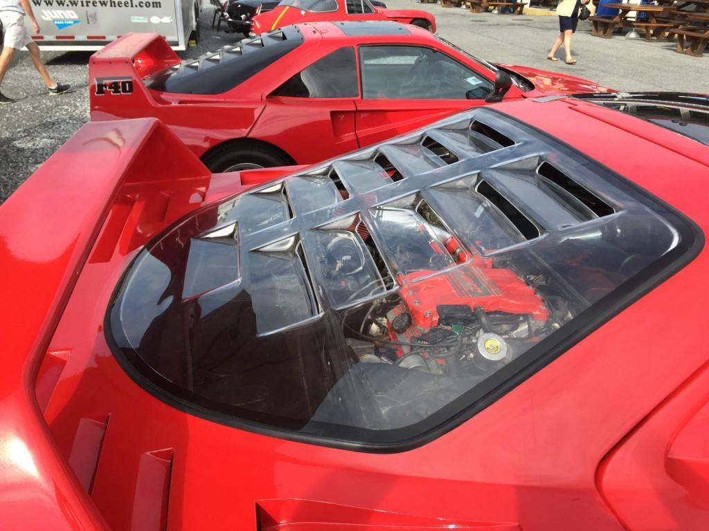 1987 Ferrari F40 Replica