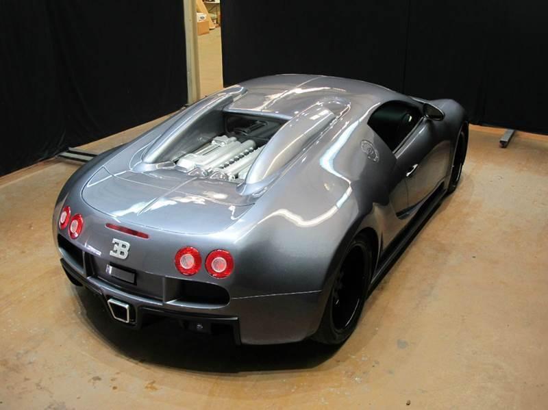 2008 bugatti veyron clone for sale. Black Bedroom Furniture Sets. Home Design Ideas