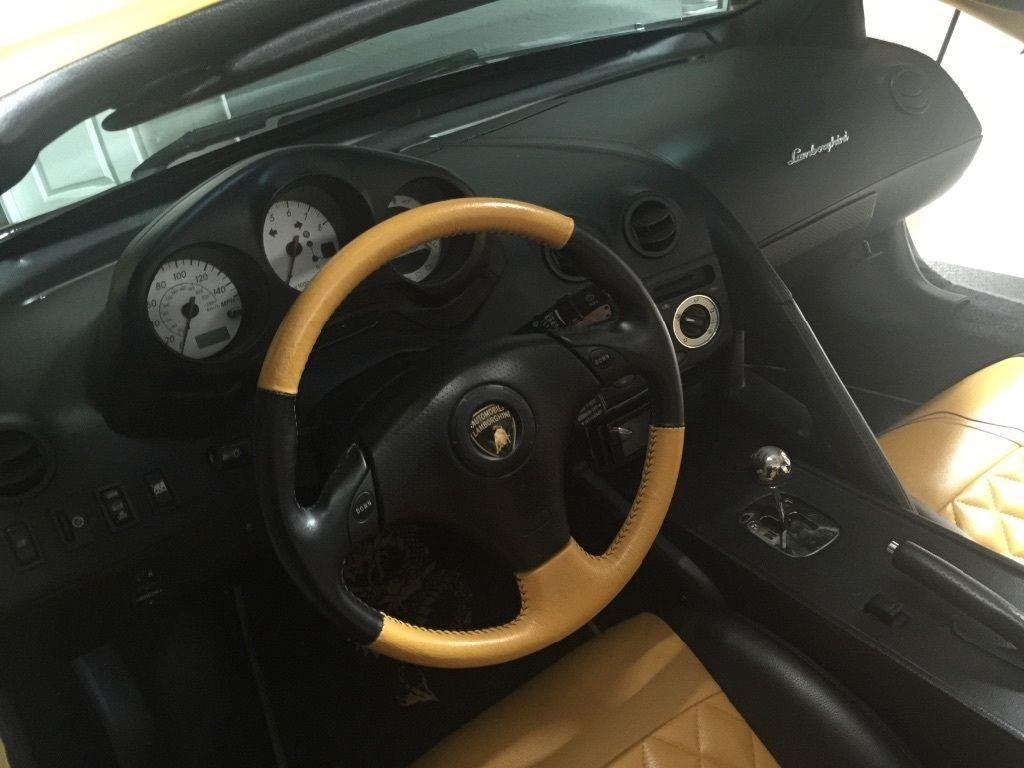 2010 Lamborghini Murcielago Replica For Sale