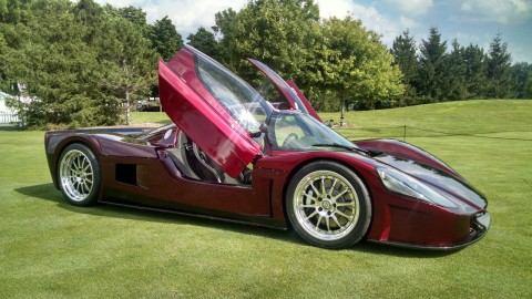2011 RCR SLC Superlite Coupe SL C 750 HP 6 Stage Dry Sump Ac/heat Full Interior for sale