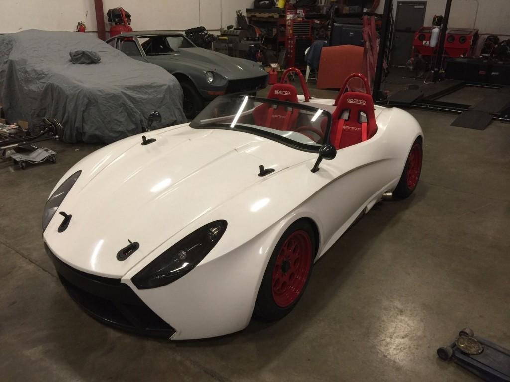 2015 Bauer Ltd Catfish Kit Car For Sale