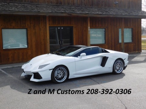 2016 Lamborghini Aventador Replica for sale