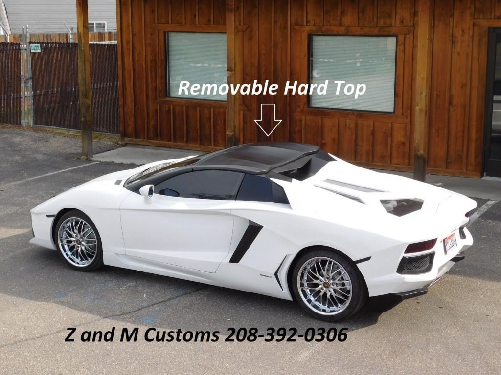 2016 Lamborghini Aventador Replica For Sale