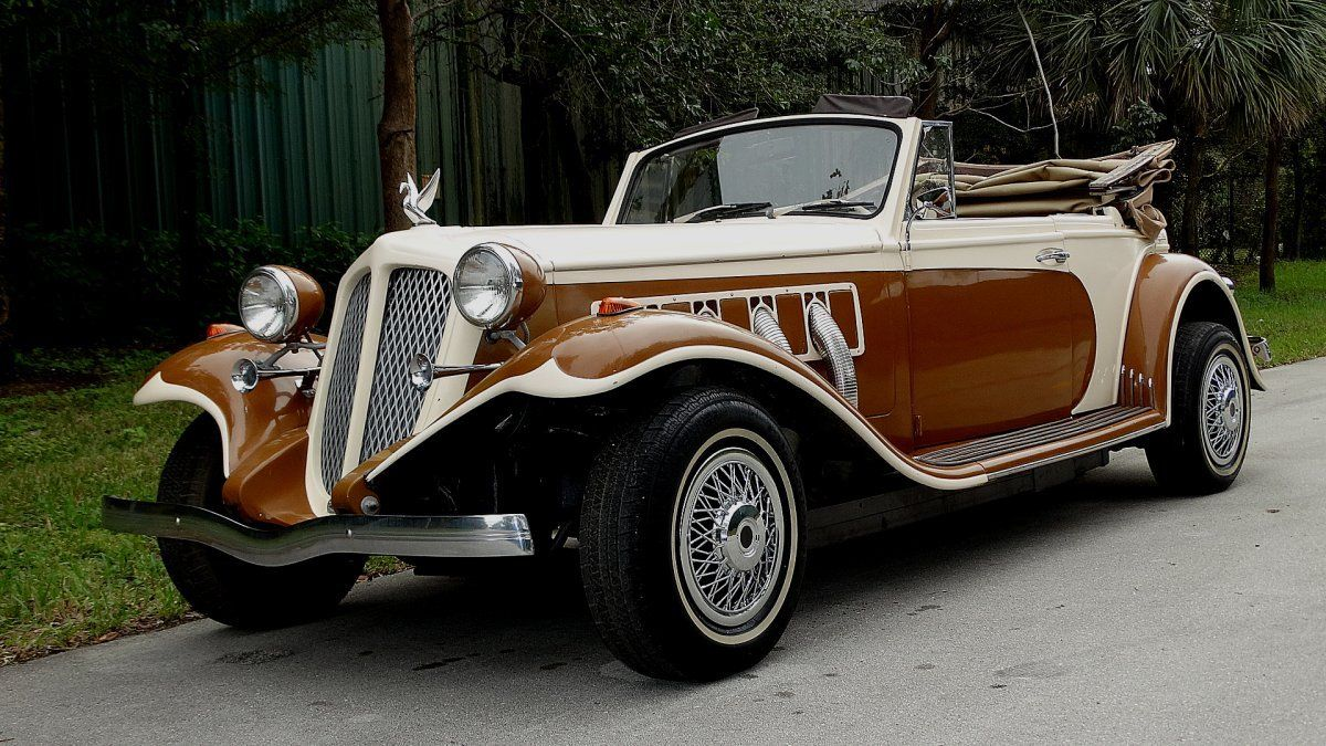 Classic Cord Cars For Sale